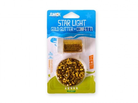 CREATIV craft 137890 star light gold