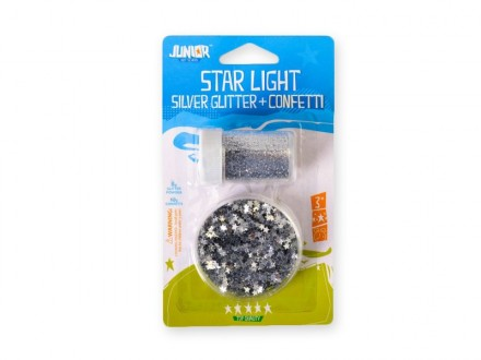 CREATIV craft 137891 star light silver