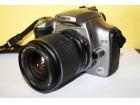Canon EOS 300D + Canon 28-90mm USM