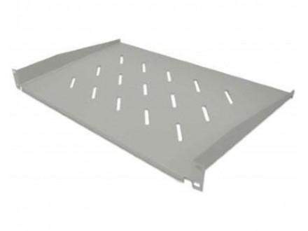 Cantilever Shelf 1U polica 19` 300mm sivi