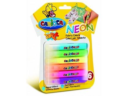 Carioca - Neon boja za tkaninu 6/1