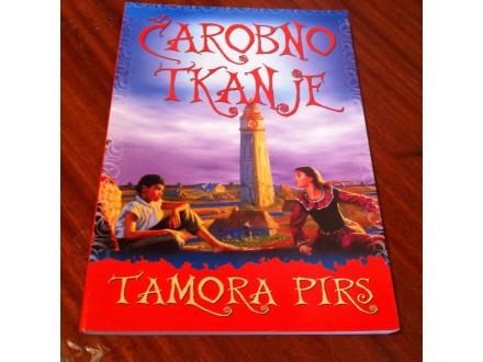 Čarobno tkanje Tamora Pirs