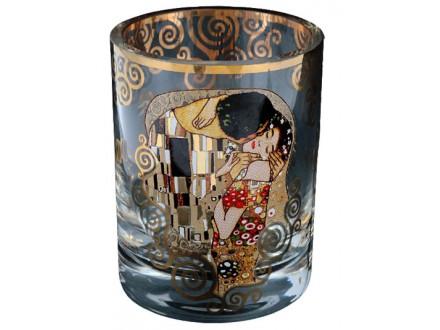 Čaša - Klimt, The Kiss, Capacity - Gustav Klimt