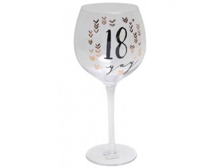 Čaša - Luxe, Birthday 18 - Celebrations