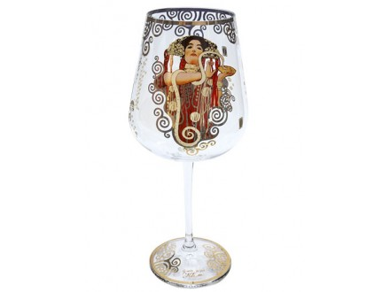 Čaša za vino - Klimt, Medicine