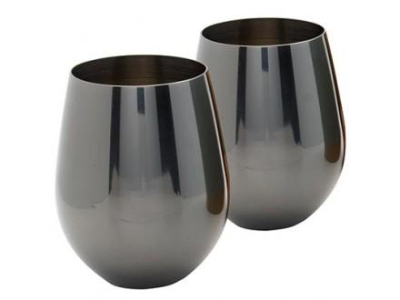 Čaše set/2 - Tumbler, Gunmetal