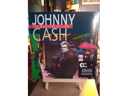 Cash, Johnny-The Mystery Of Life (Remastered Vinyl)