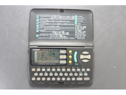 Casio SF-A20 digitalni dnevnik