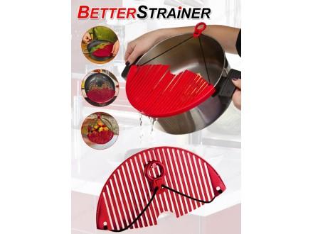 Cediljka Za Hranu Better Strainer, Novo