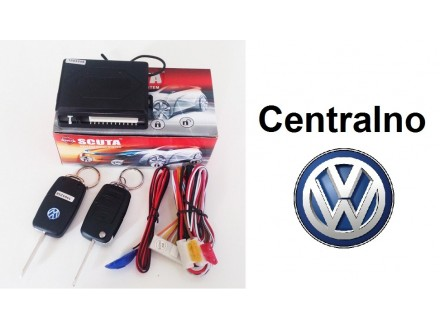 Centralno zakljucavanje VW - skakavac sa 3 tastera