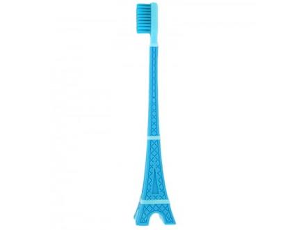 Četkica za zube - Parismile Tower, Blue - Tout en beaute
