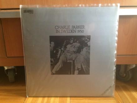 Charlie Parker In Sweden 1950 Lp Mint