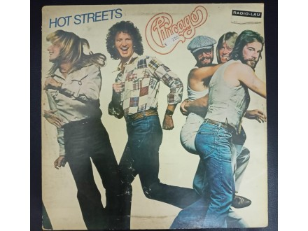 Chicago – Hot Streets LP (CBS,1978)