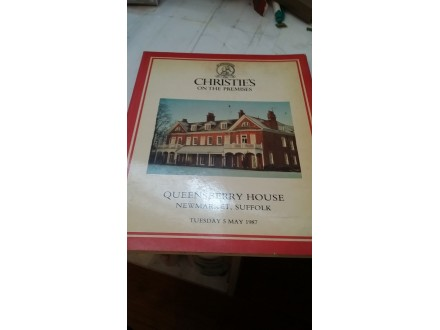 Christie`s on the premises - Queensberry house