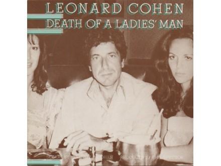 Cohen, Leonard/Death Of A Ladies Man