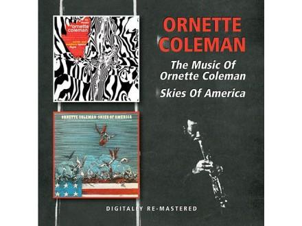Coleman, Ornette-Music Of/Skies Of America
