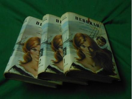 Colette Davenat  DEBORAH  između smrti i ljubavi 1-3.