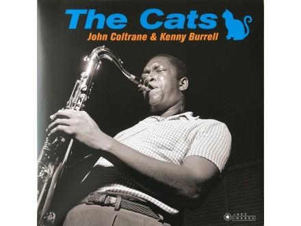 Coltrane, John &;; Kenny Burrell-Cats