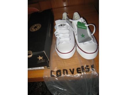 Converse ALL STAR bele plitke