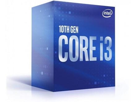 Core i3-10100 4 cores 3.6GHz (4.3GHz) Box