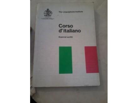 Corso d` italiano - Esercizi scritti