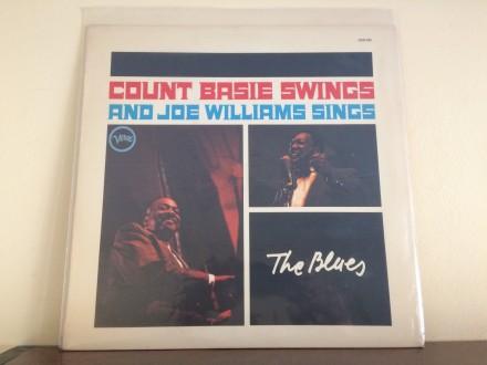 Count Basie Swings N Joe Williams Sings Mint