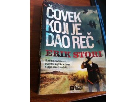 Čovek koji je dao reč Erik Stori