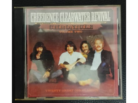 Creedence Clearwater – Chronicle Volume Two CD(Europe)