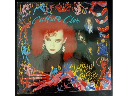 Culture Club– Waking Up With The HouseLP(Virgin ,1984)