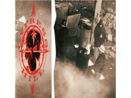 Cypress Hill//Black Sunday/III(Temples Of Boom)