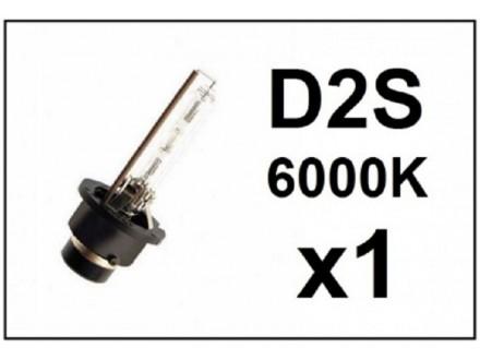 D2S XENON sijalica - 6000K - 35W - 1 komad