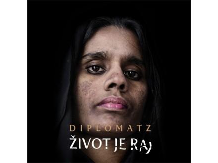 DAMIR AVDIĆ - ŽIVOT JE RAJ - CD