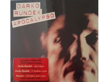 DARKO RUNDEK - APOCALYPSO - DELUXE 3X CD