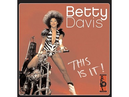 DAVIS, BETTY This is It -Anthology