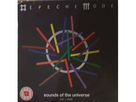 DEPECHE MODE - SOUNDS OF THE UNIVERSE - CD