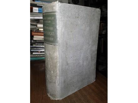 DICTIONNAIRE LATIN-FRANCAIS - Quicherat, Daveluy (1899)