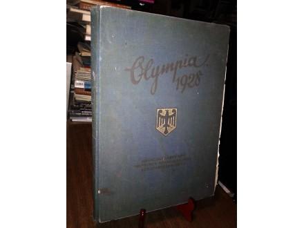 DIE OLYMPISCHEN SPIELE IN AMSTERDAM 1928