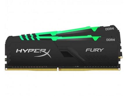 DIMM DDR4 64GB (2x32GB kit) 3200MHz HX432C16FB3AK2/64 HyperX Fury RGB