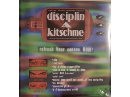 DISCIPLIN A KITSCHME -REFRES YOUR SENSES NOW