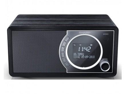 DR-450BK Digitalni bluetooth radio