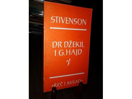 DR DŽEKIL I G. HAJD - Robert Luis Stivenson