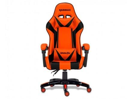 DRAKON DK602 Gaming Stolica narandzaste