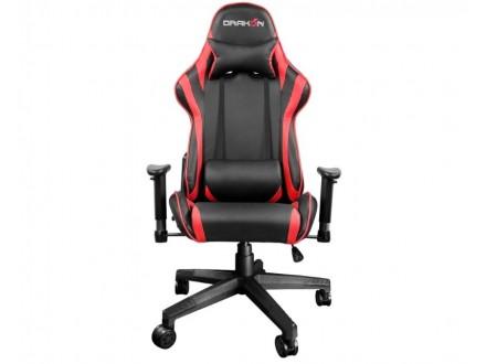 DRAKON DK706 Gaming stolica crvena