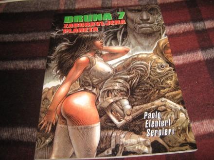 Strip junaci DRUNA-7-ZABORAVLJENA-PLANETA_slika_L_24972813
