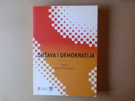 DRŽAVA I DEMOKRATIJA - uredio Milan Podunavac