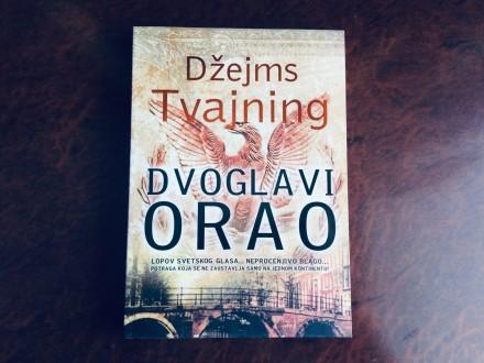 DVOGLAVI ORAO - Džejms Tvajning
