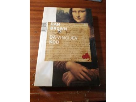 Da Vincijev Kod Dan Brown