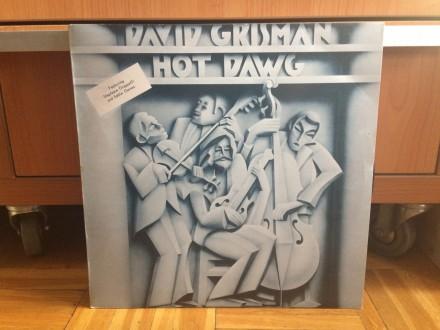David Grisman - Hot Dawg Lp Mint