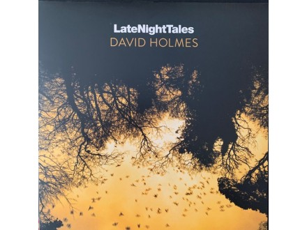 David Holmes-Late night tales