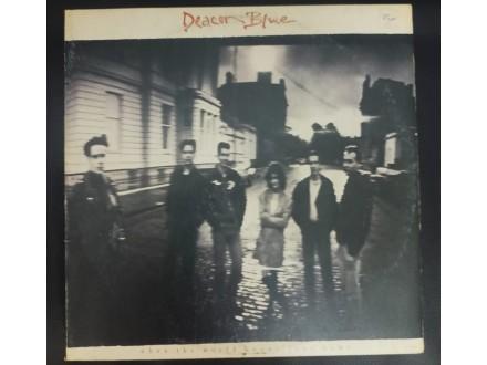 Deacon Blue - When The World Knows Your LP (MINT,1989)